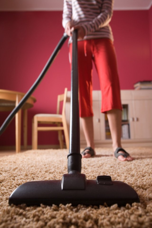 How To Remove Vacuum Cleaner Skid Marks Hunker