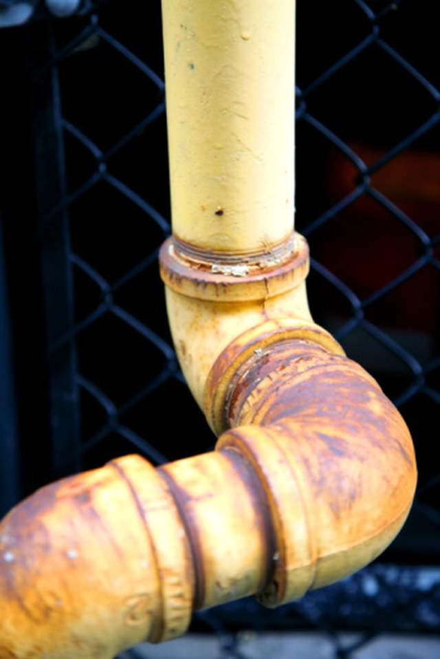 How To Repair A Cast Iron Pipe Leak Hunker