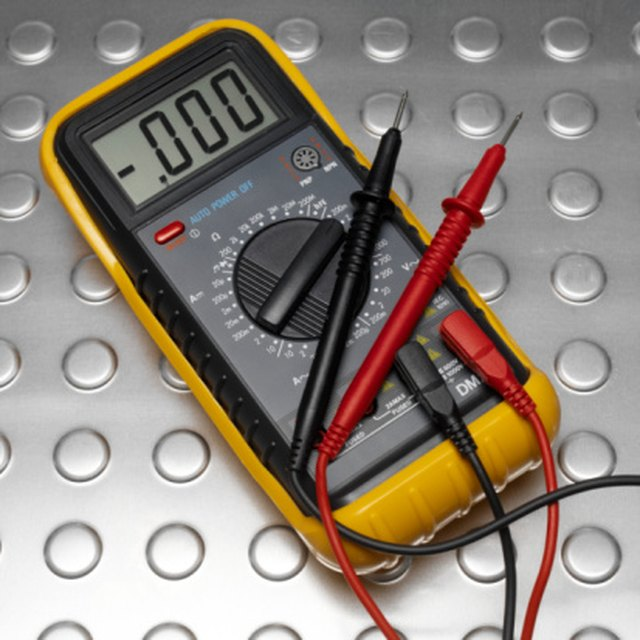 How to Read Millivolts on a Digitor Multimeter | Hunker