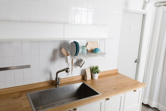 How To Install Kitchen Sink Clips Hunker
