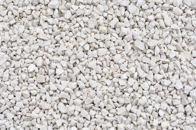 How Much Area Does 50 Lb Of Pea Gravel Cover Hunker