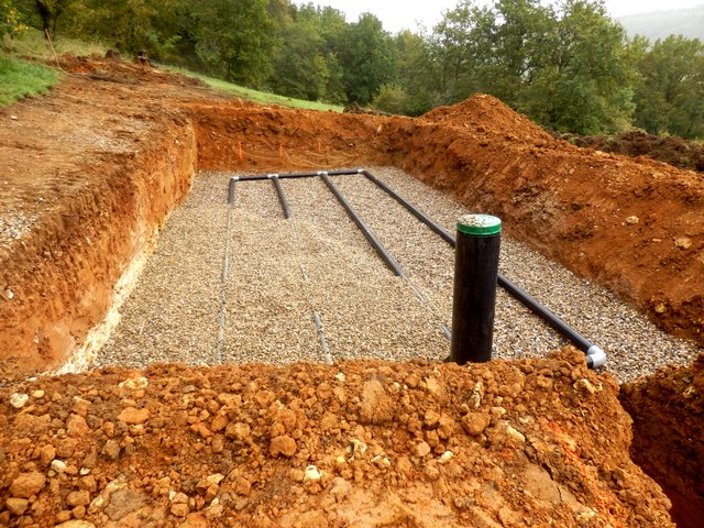 Maintenance Tips For A Septic Drain Field Hunker