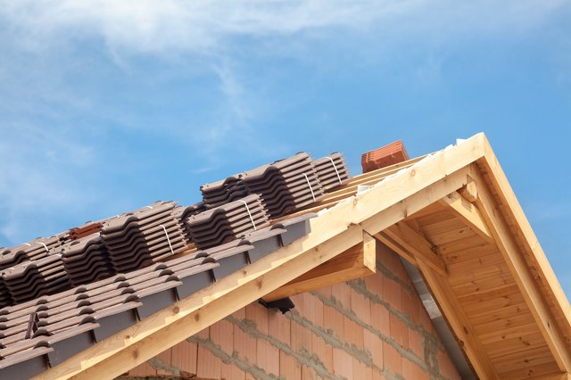 How To Increase The Pitch By Building A Roof Over An