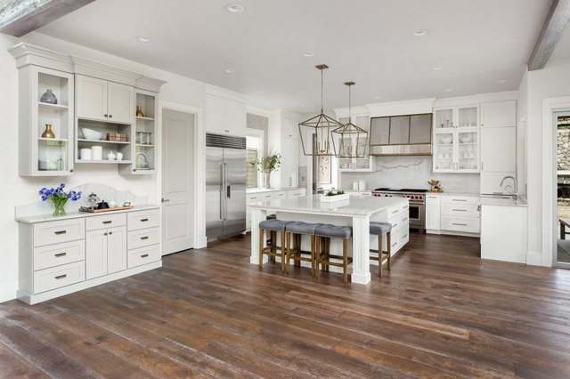 The Pros Amp Cons Of Beech Hardwood Flooring Hunker