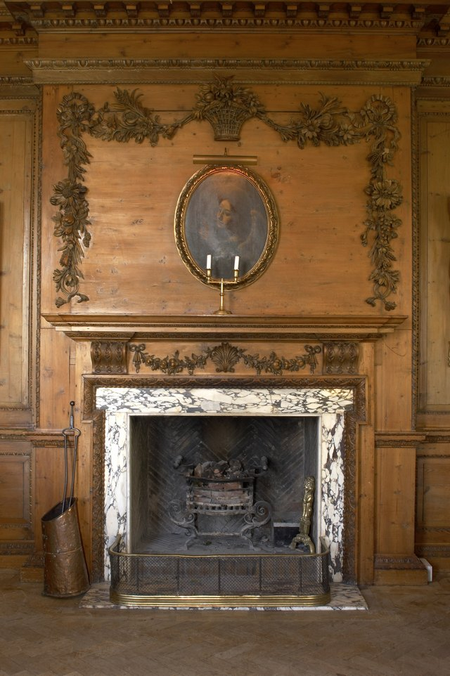 Rules Of Fireplace Surrounds Hunker
