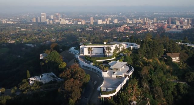 """The """"World's Most Expensive Home"""" Has Been Built in Los Angeles — and It's Huge 