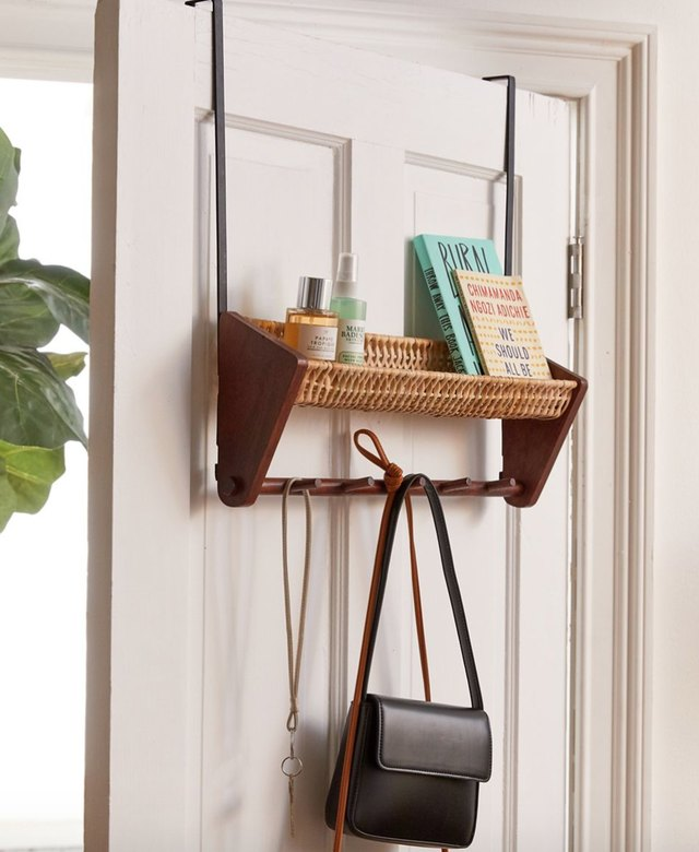 10 Over-the-Door Storage Ideas That Will Get You Organized in a Snap | Hunker