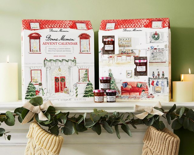 Countdown to Christmas Now With These Fun and Festive Advent Calendars | Hunker