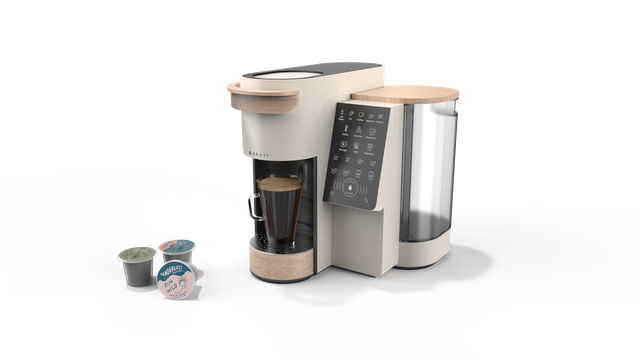 This New Eco-Friendly, Single-Cup Coffee Machine May Just Defeat Keurig | Hunker