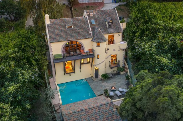 This Charming Home Built by a Disney Architect Can Be Yours for $2 Million | Hunker