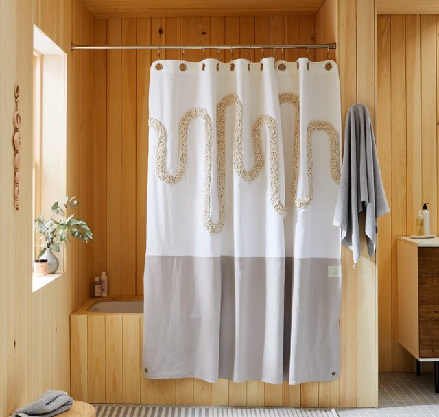 These One-of-a-Kind Shower Curtains Were Created for a Good Cause | Hunker