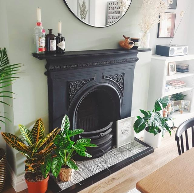 7 Instagram Faux Fireplaces That Will Make You Crave the Chill of Fall | Hunker