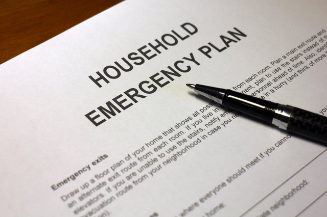 Everything You Need to Know to Create a Comprehensive Family Emergency Plan | Hunker