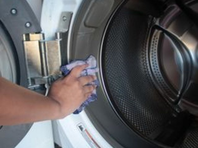 how to clean washing machine with clr