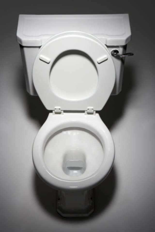 How to Repair a Porcelain Toilet Crack | Hunker