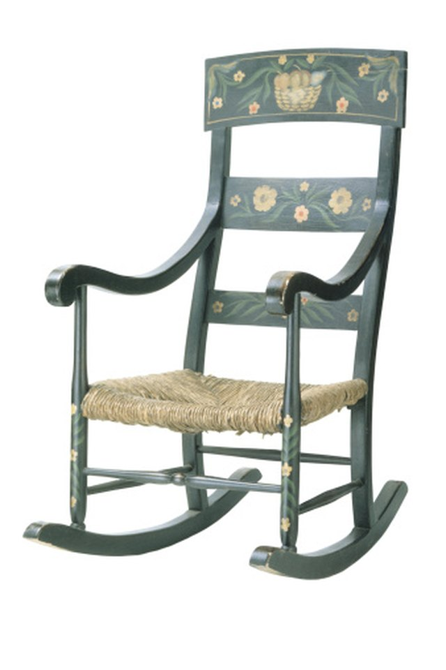 How to Replace Woven Rocking Chair Seats | Hunker