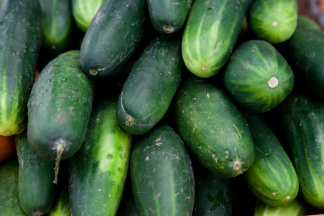 My Cucumbers Are Getting Soft After Picking | Hunker