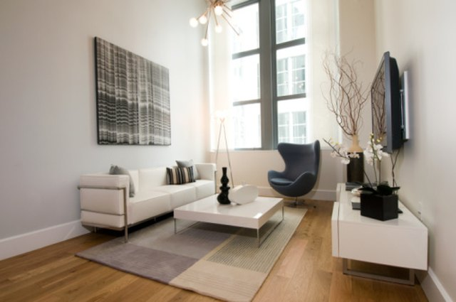 How To Use Rubber Backed Rugs On Wood Flooring Hunker