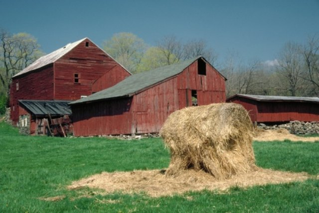 How to Install Steel Siding on a Pole Barn   Hunker