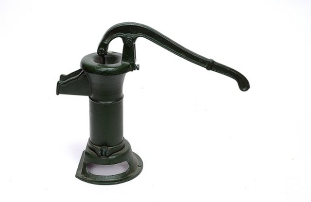 How To Repair A Well Hand Pump Hunker