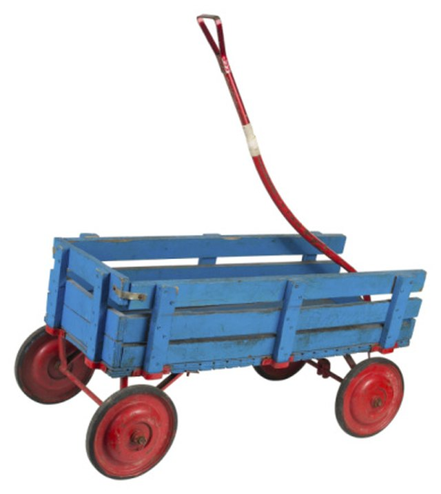 How To Build A Homemade Wagon