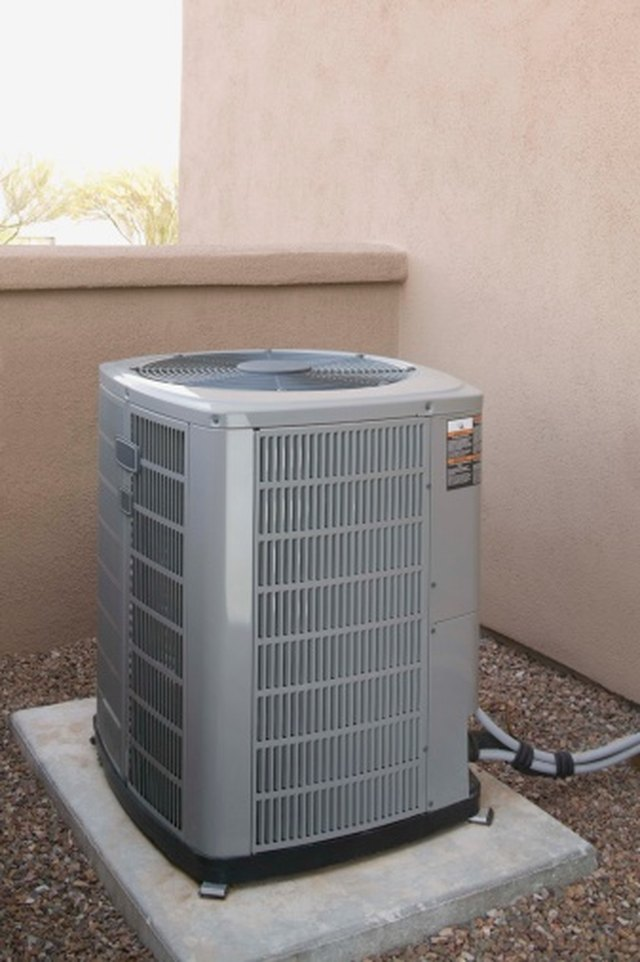 How To Move My Air Conditioning Unit Four Feet Hunker