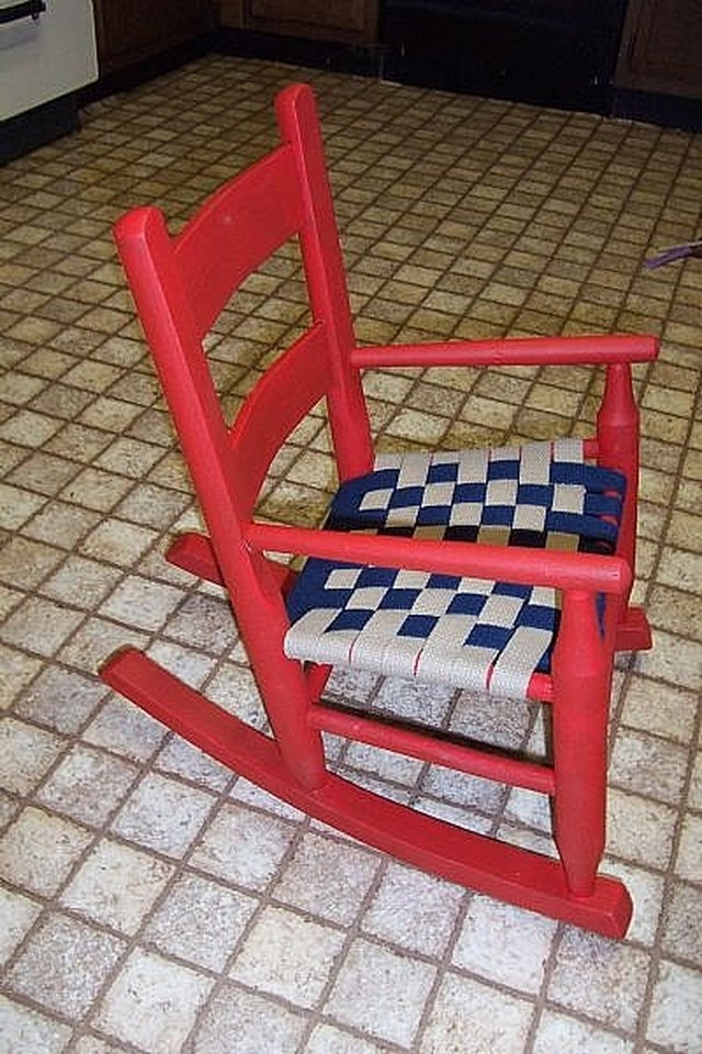 how to make a chair seat