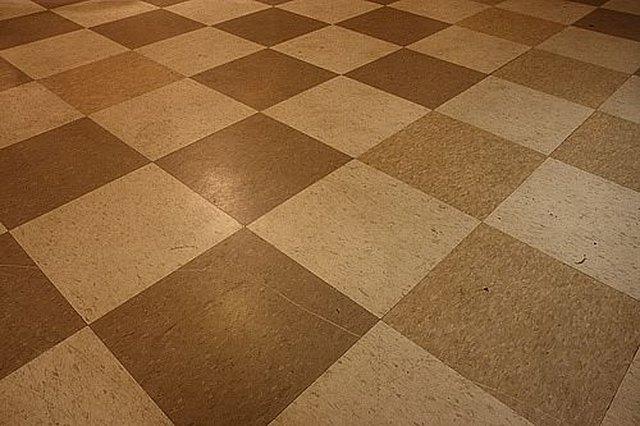 how to restore linoleum floors hunker. Black Bedroom Furniture Sets. Home Design Ideas