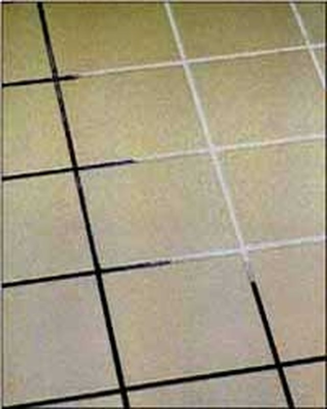 Cleaning The Grout Is A Must If They Are Stained. If Your Grout Is White,  Spray On A Little Diluted Liquid Bleach And Let Stand For A Few Minutes  Before ...
