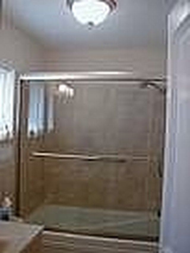 Glass Shower Doors Can Be Great Until You Have To Clean Them