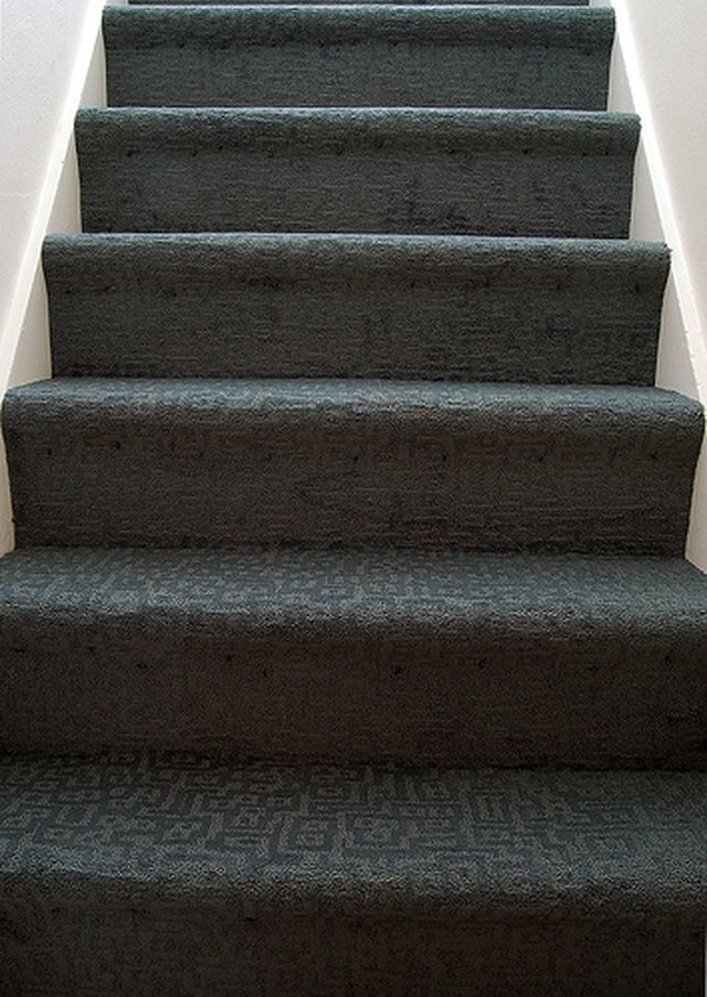 How To Put Carpet On Stairs Hunker