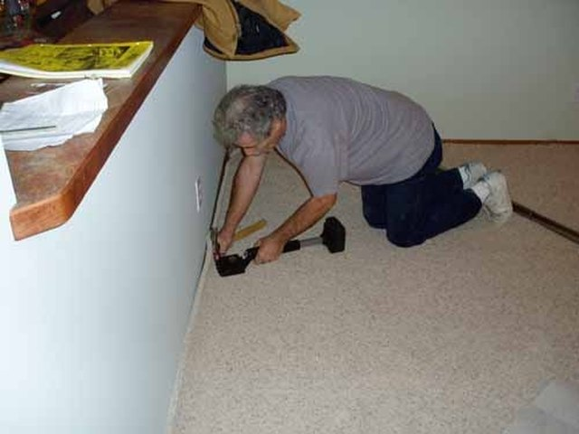 How to Remove Carpet From a Concrete Floor | Hunker