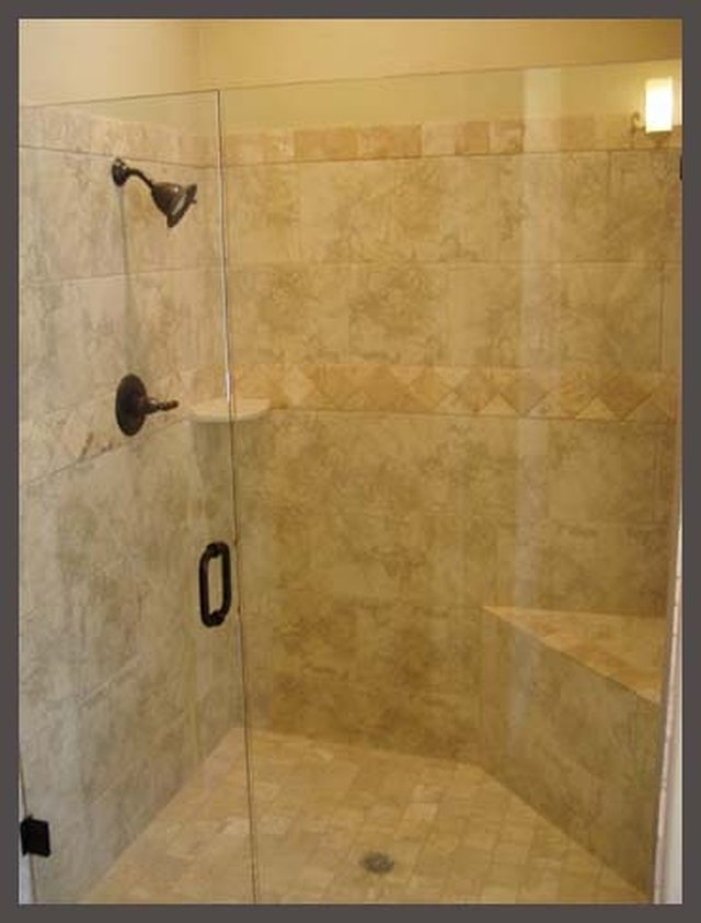 Delicieux How To Build A Shower Enclosure | Hunker
