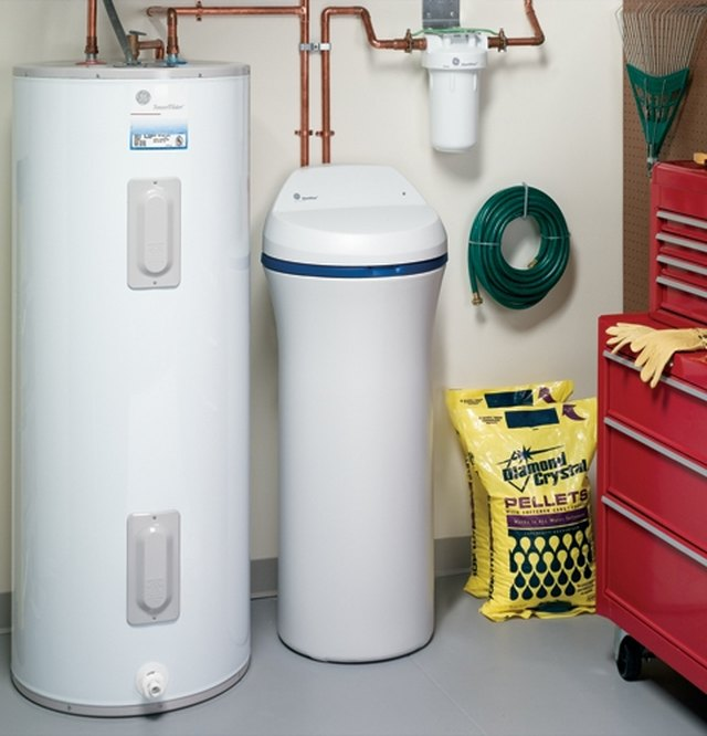 How To Clean The Brine Tank Of A Water Softener Hunker