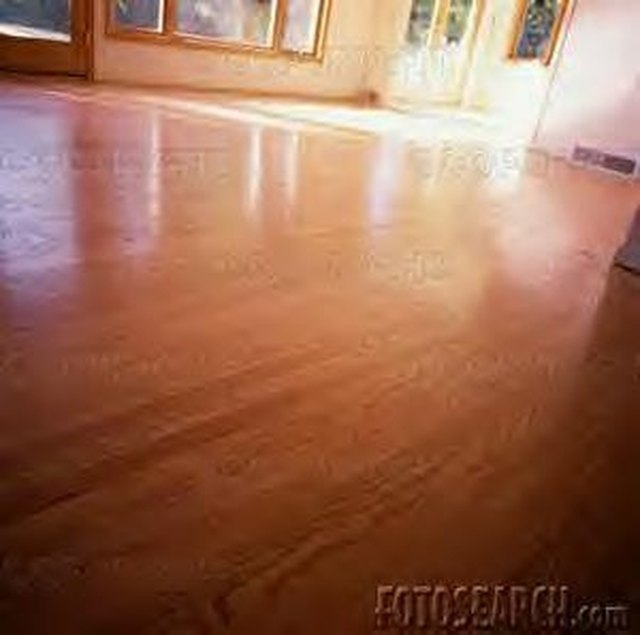 Cleaning Hardwood Floors With Windex Hunker
