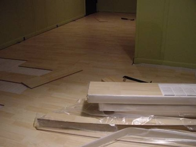 How Does Heavy Furniture Affect Floating Laminate Floors Hunker