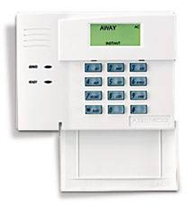 how to reset a home alarm system hunker rh hunker com Craftsman Snow Blower Parts Manuals Craftsman LT 2000 Manual PDF