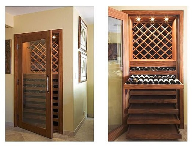 How to Build A Wine Cellar in Your Closet | Hunker