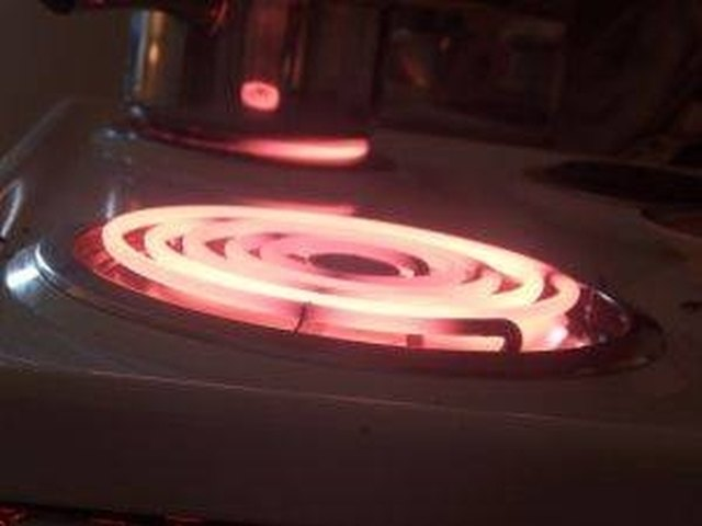 How To Clean A Burner On An Electric Stove Hunker