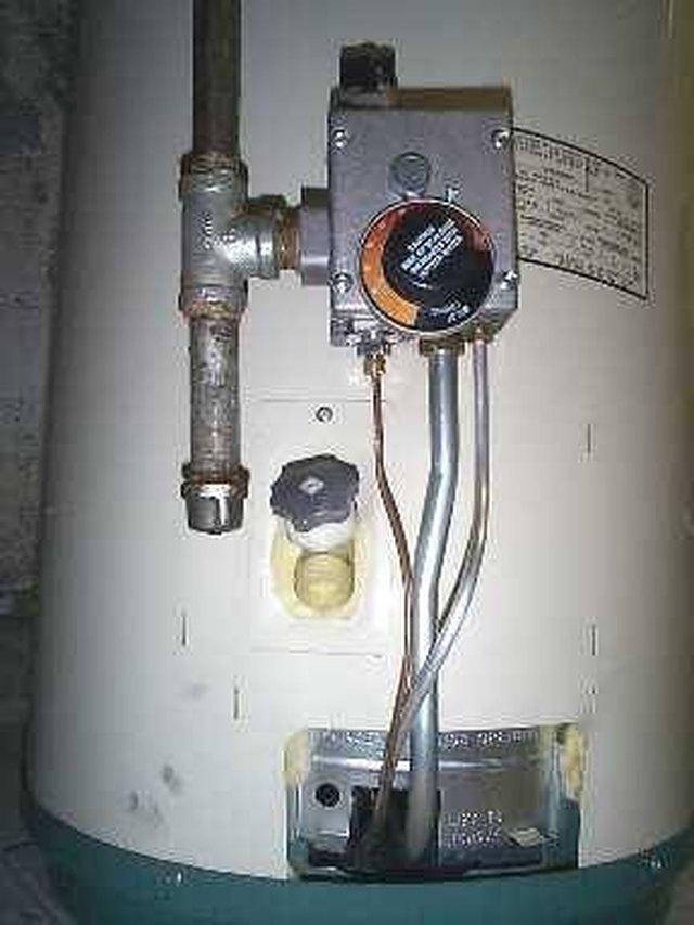 How To Light A Gas Heater Pilot Hunker