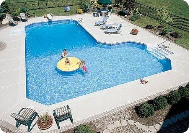 How to close an inground swimming pool hunker for Chemicals needed to close swimming pool