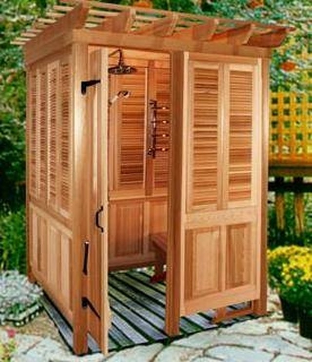 About Outdoor Showers | Hunker