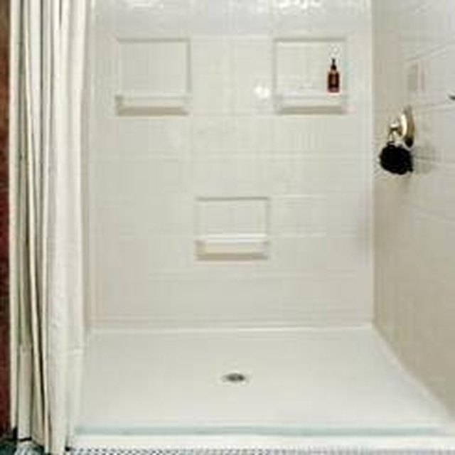 How to remove hard water stains from fiberglass showers - Bathroom cleaner for hard water stains ...