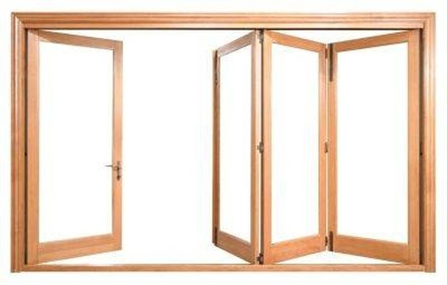 How To Make A Bifold Door Room Divider Hunker