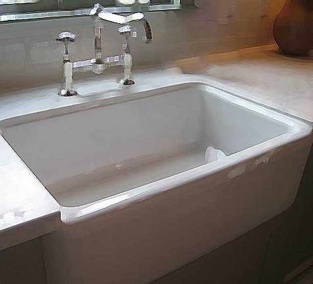 step 1 - Farmhouse Kitchen Sinks