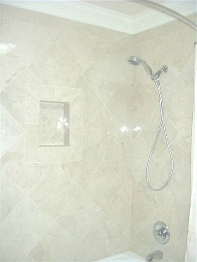 How To Remove Soap Scum From Marble Shower Walls | Hunker