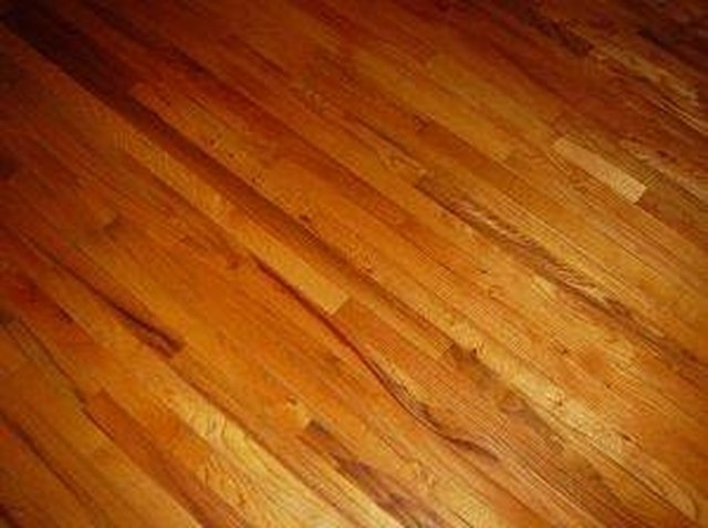 How To Clean Wood Floors With Mineral Spirits Hunker