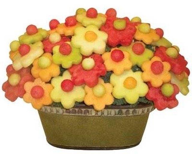 How to Make Fruit & Flower Arrangements | Hunker