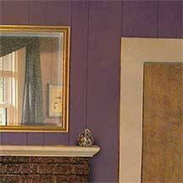How To Remove Paint From Paneling Hunker