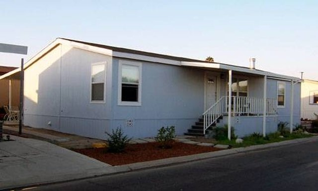 how to paint interior mobile home walls hunker